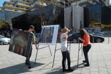 Photo exhibition Mures, april 20-22nd, Piata Victoriei