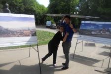 Expozitie foto de mari dimensiuni Iasi