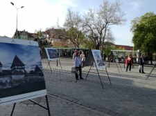 Photo exhibition at Brasov City Days 2017